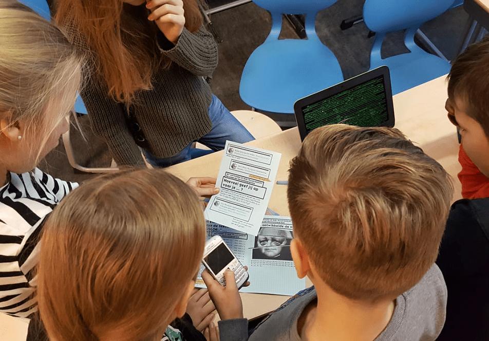 escape room programmeren coderen media educatie privacy