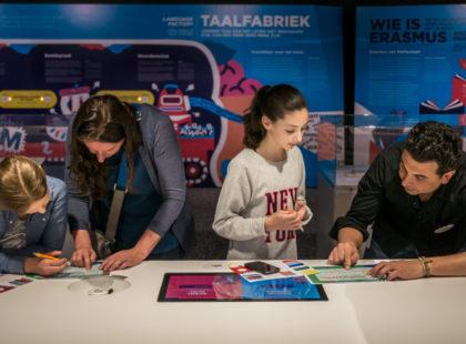 girlsday bibiliotheek rotterdam programmeren speurtocht